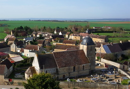 Eglise de Courcy